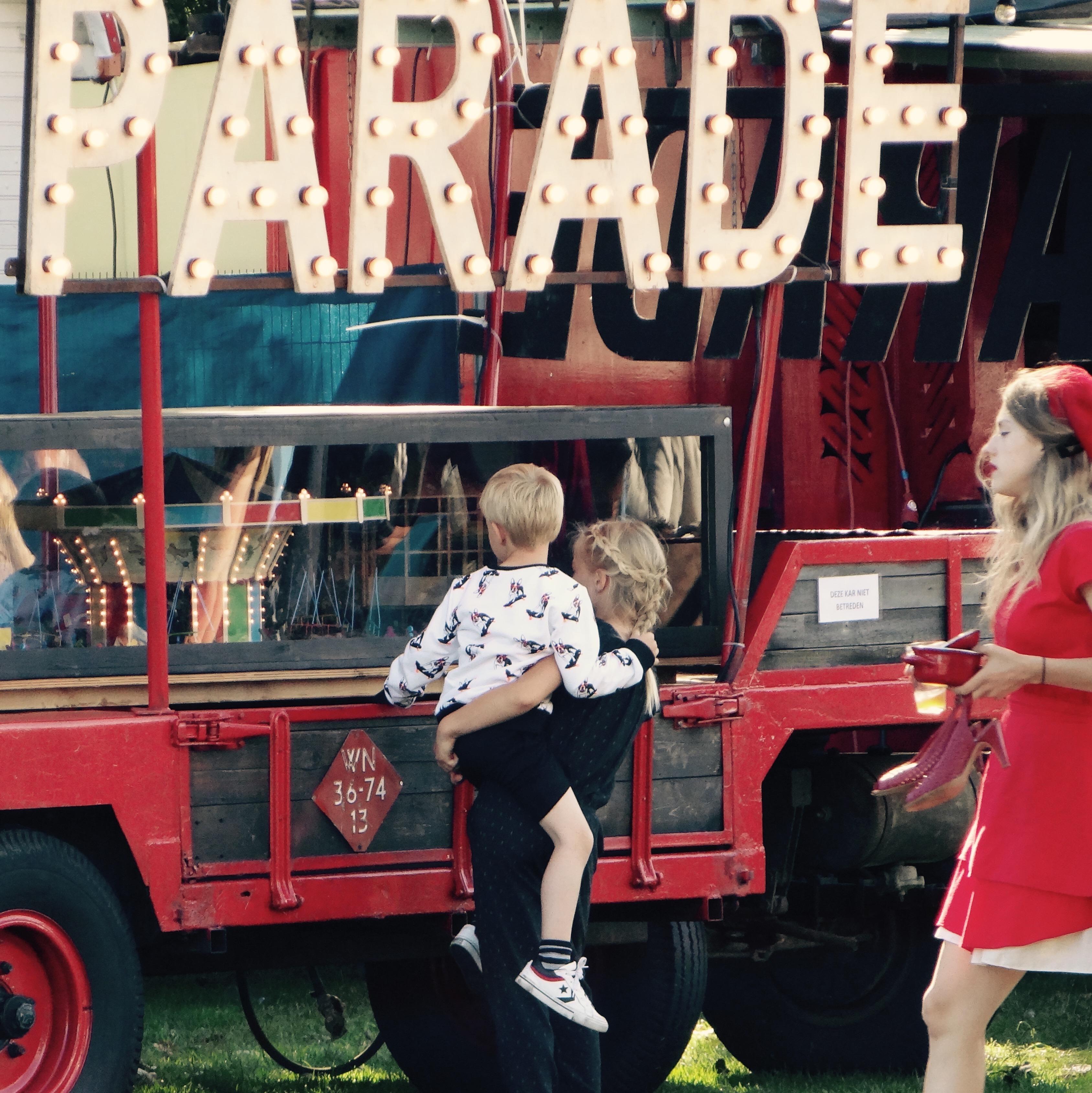 Parade fotografie