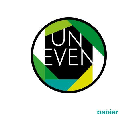 Logo Uneven